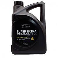 Масло моторное Hyundai Super Extra Gasoline Engine Oil 5W30, 4л