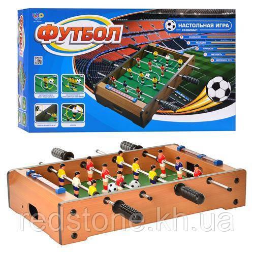Футбол Hg235A на штангах, деревянный