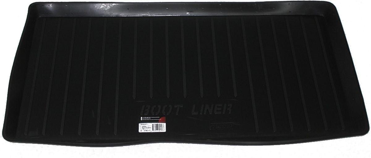 Коврик в багажник для Daewoo Matiz (98-05) полиуретановый 184010101