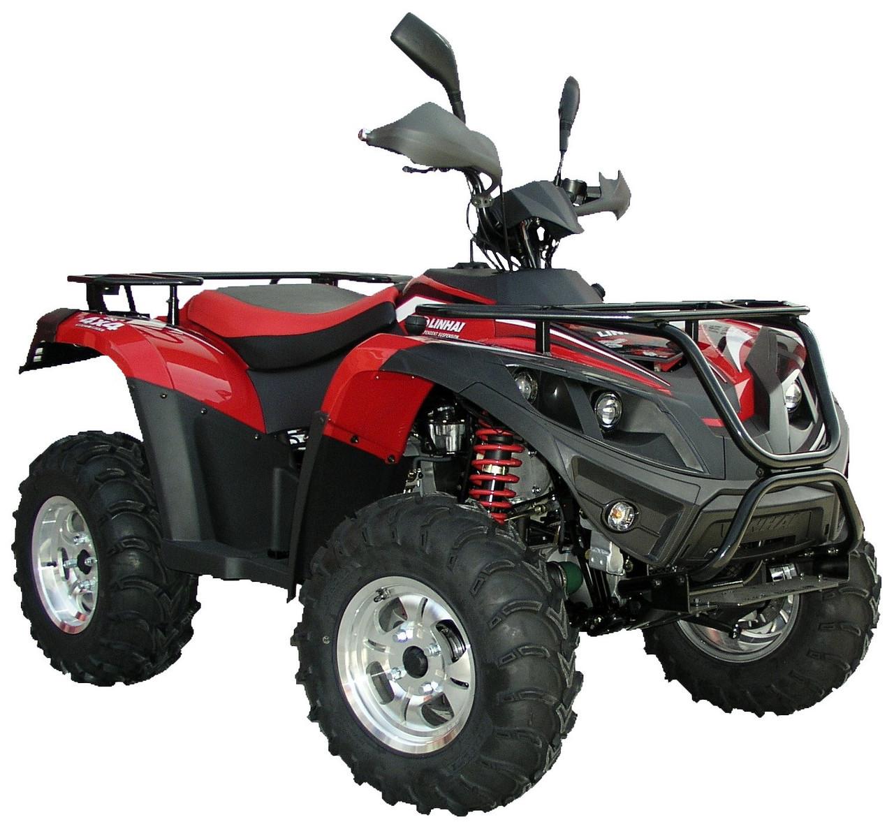 Квадроцикл Linhai
