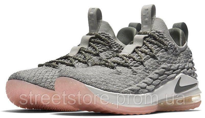 0b864ec68893 Кроссовки Мужские Nike LeBron 15 Low