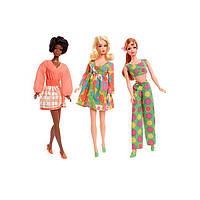 Коллекционный набор кукол Барби Дружбы 1968 г. с подвижной талией / Barbie Mod Friends Gift Set of Frienship