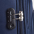 Надежный тканевый чемодан Wings 1706-28-3 110 л, фото 4