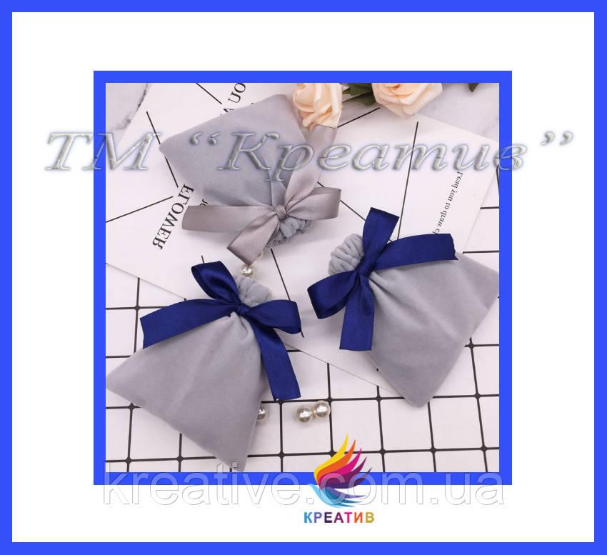 Мешочки для ювелирных украшений разных размеров с вашим логотипом (под заказ от 100-500 шт.)