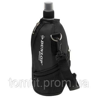 Бутылка в термо-чехле ТМ Dunlop на 1,25 литра, оригинал, фото 2