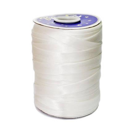 Косая бейка (рулочка) молочная, 16 мм. 100 м., фото 2