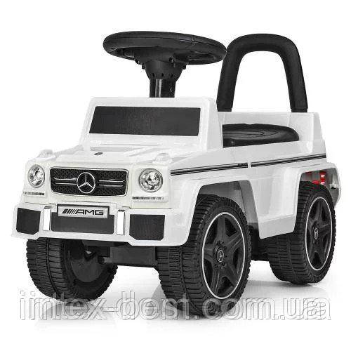 Каталка-толокар Bambi Mercedes JQ663-1 White