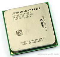 Процессор AMD Athlon 64 X2 4000+ (2100MHz), sAM2, tray