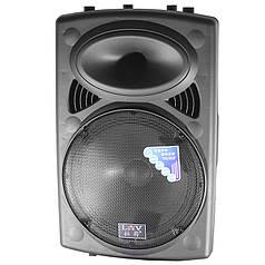 ➤Акустическая система LAV PA-120 400W Bluetooth USB/SD/MMC для концертов и мероприятий + 1 микрофон