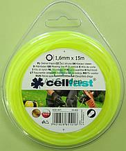 Лісочка для тріммера Cell Fast 1.6 mm