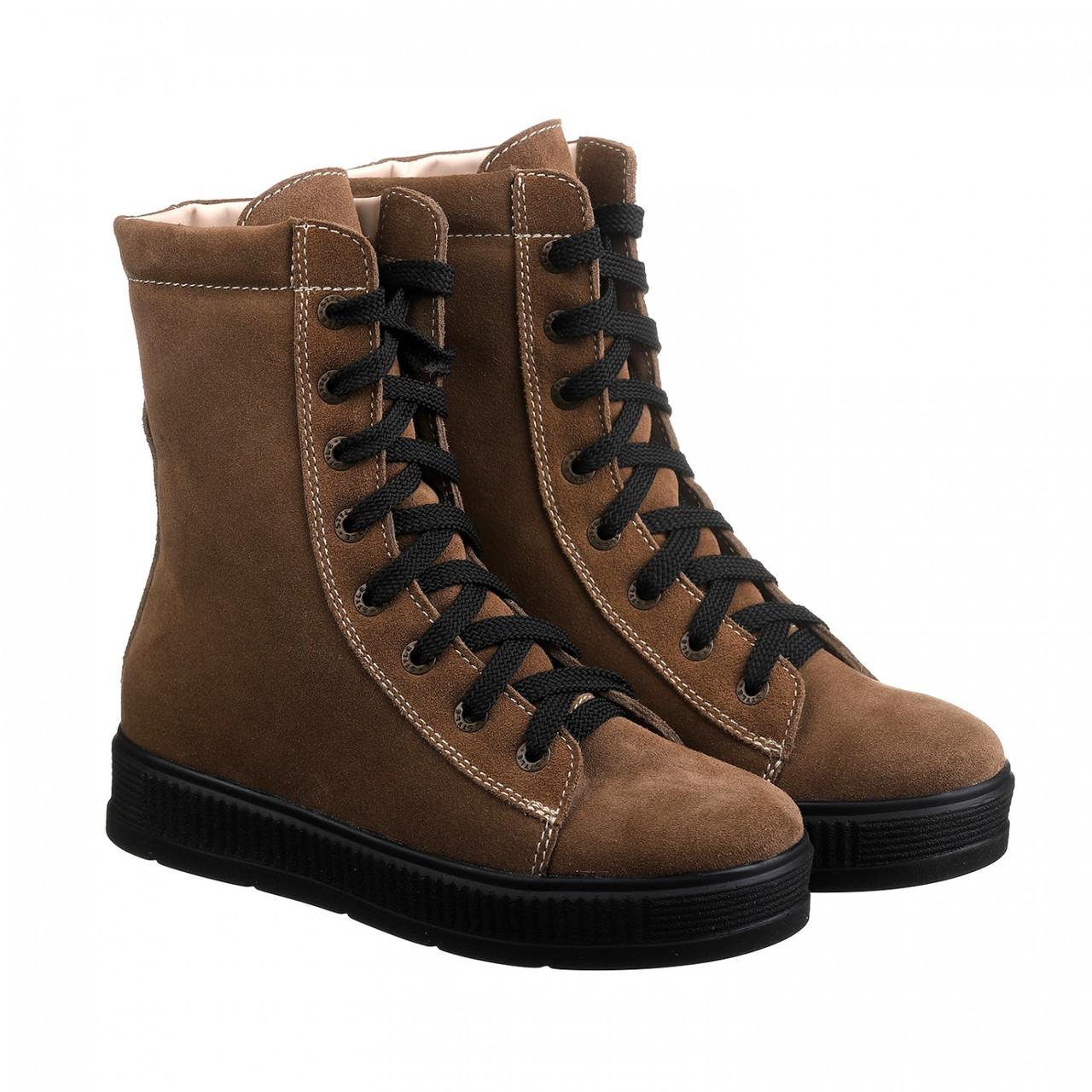 fbee03d473f2 Женские зимние ботинки с клапаном от снега