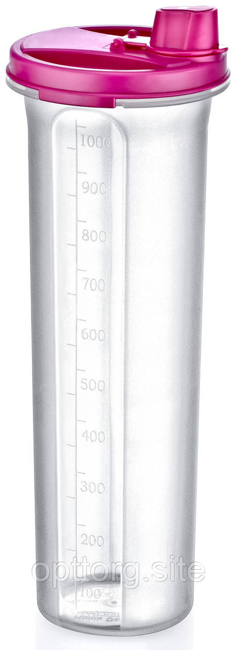 Ёмкость для подсолнечного масла 0,75 л Irak Plastik YA-100