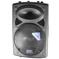 ➤Акустическая система LAV PA-120 400Вт концертная Bluetooth/USB/SD/MMC пульт управления и микрофон в комплекте