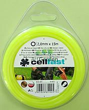 Леска для триммера Cell Fast 2.0 mm