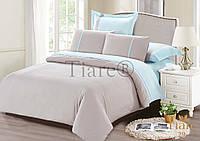 Евро комплект постельного белья Сатин Tiare 29