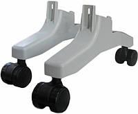 Ножки для конвектора Термия  с колесиками / роликами