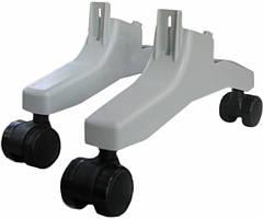 Ножки для конвектора Термія  с колесиками / роликами