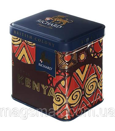 Чай Richard Royal Kenya, ж/б, листовой, 50 г, фото 2