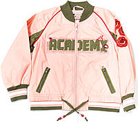 Куртка Akademja Pieknosci 1 Розовая (осенне-весенняя)