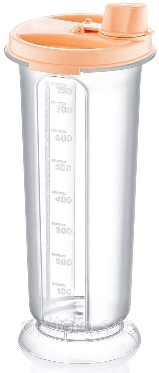Ёмкость для подсолнечного масла 0,75 л Irak Plastik YA-110