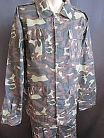 Камуфляжный костюм темной расцветки., фото 1