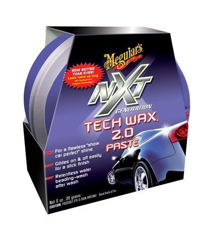 Meguiar's NXT Generation Tech Paste Wax Автомобільний віск 311г