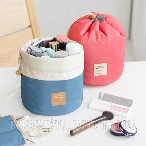 Жіноча дорожня сумка-косметичка 2 в 1 - Travel Dresser Pouch