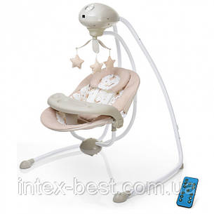 Кресло-качалка Bambi SG301-2 Beige, фото 2