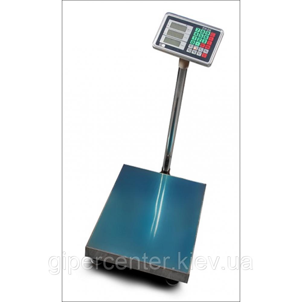 Весы товарные ПРОК ВТ-100 (100 кг)