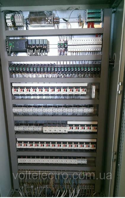 Автоматизована система керування заводу по виготовленню бетонних сумішей