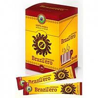 Растворимый кофе Brazil'ero Premium в стике 250 гр (5 упак. по 50 гр.)