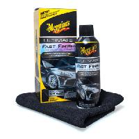 Meguiar's Ultimate Fast Finish Набор для защиты лакокрасочного покрытия