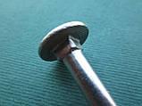 DIN 603 (ГОСТ 7801-80 ; ISO 8677) : нержавіючий болт меблевий з квадратним підголовником, неповна різьба, фото 5