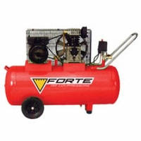 Компрессор Forte ZA 65-100 Китай, купить компрессор Forte, Miol, Fini, Fiac, Dari, Balma, AirCast, Remeza., фото 1