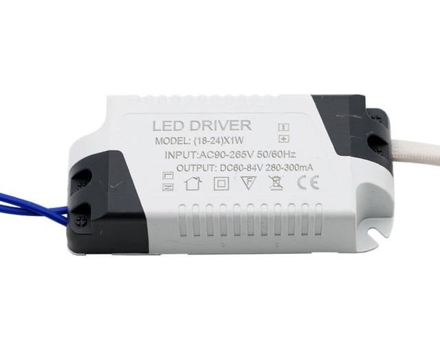Драйвер для светодиодов LED-(18-24)х1W IP20 Код. 58537