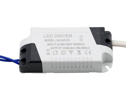Драйвер для светодиодов LED-(18-24)х1W IP20 Код. 58537, фото 2