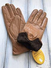 Женские кожаные перчатки Маленькие  4-813s1, фото 2