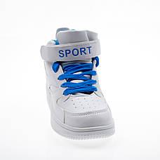 Кроссовки белые- 212-1, фото 3