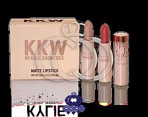 Матовая помада KKW Kylie Cosmetics