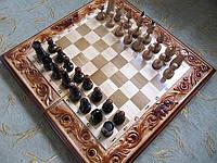 Шахматы резные , фото 1