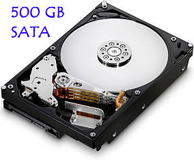 """Жесткий диск HDD 3,5"""" 500GB SATA отличное состояние"""