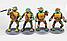"""Классическая фигурка Рафаэль """"Черепашки Ниндзя"""" - Raphael, TMNT, Ninja Turtles, 15СМ, фото 3"""