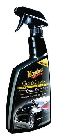 Meguiar`s Gold Class Quik Detailer Спрей для ухода за кузовом автомобиля  710 мл