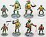 """Классическая фигурка Рафаэль """"Черепашки Ниндзя"""" - Raphael, TMNT, Ninja Turtles, 15СМ, фото 4"""