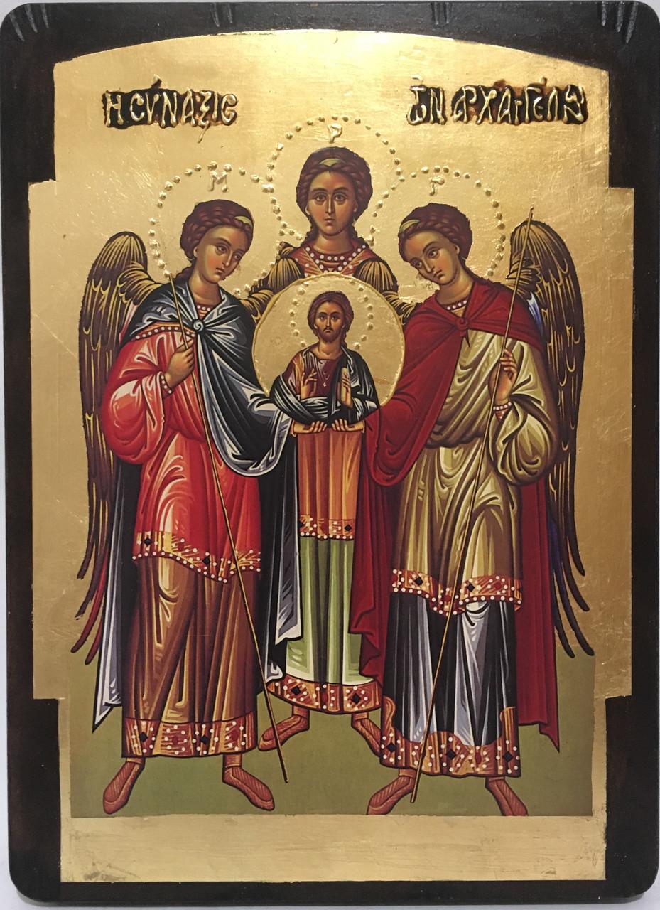 Икона Собор Архангелов