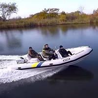 Надувные лодки из ПВХ: Барк, Катран, Колибри, Ладья, Шторм, Аквастар .