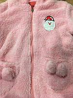 Махровые пайты для девочек оптом, Grace, 98-128 рр., Aрт. G71113, фото 4