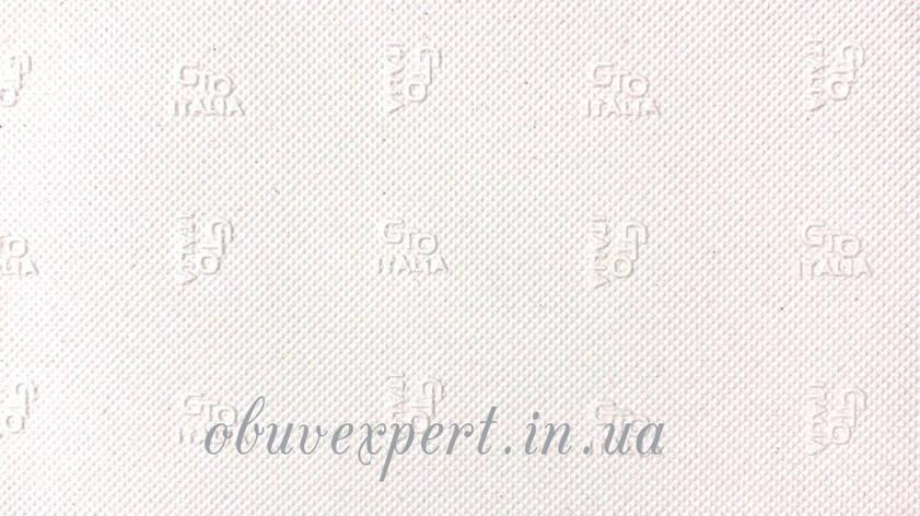 GTO Italia-BISSELL,  арт 023  380*570*1.2 мм, белый - резина подметочная/профилактика листовая, фото 2