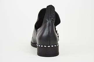 Туфли кожаные casual Aquamarin 274, фото 2