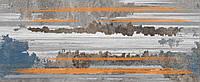 20x50 Керамическая плитка Osaka Brush стена серая, фото 1